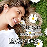 Lemon Grass Reed Diffuser Bottle with 10...