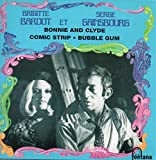 Bonnie and Clyde EP REPLICA 3-track CARD SLEEVE - 1 Bonnie and Clyde 2 Comic Strip 3 Bubble Gum - CDSINGLE