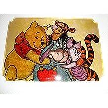 Plexiglass da appendere con Winnie pooh & friends