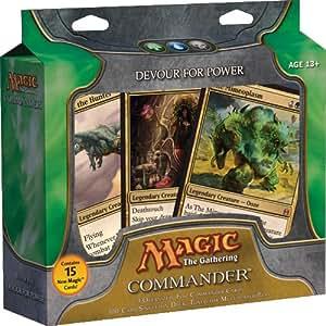 Magic - Commander - Deck Dévorer, c'est pouvoir