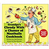 Grandpa's Cloudy With a Chance of Meatballs Cookbook (English Edition)