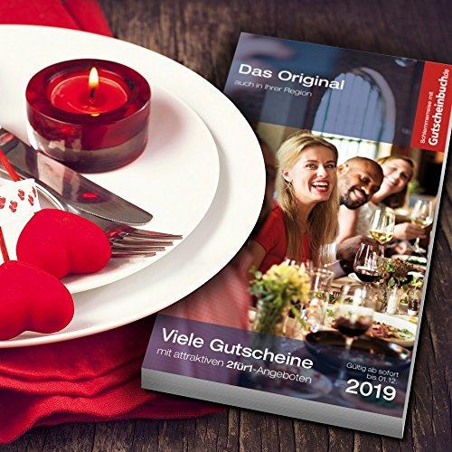 Gutscheinbuch Stadt Köln & Umgebung 2018/19 15. Auflage – gültig ab sofort bis 01.12.2019 | Exklusive Gutscheine für Gastronomie, Wellness, Shopping und vieles mehr.