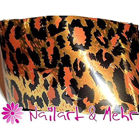 2,0 m nailart film/TRANSFER-FOLIE/RUBBEL-FOLIE: #FO-109