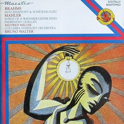 Brahms: Alto Rhapsody & Schicksalslied / Mahler: Lieder eines fahrenden Gesellen
