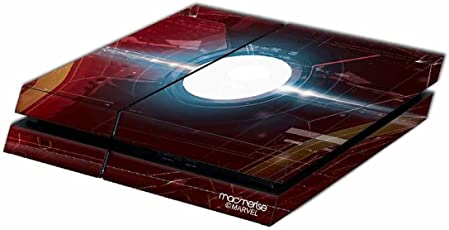 Macmerise Suit up Ironman - Skin for Sony PS4