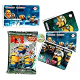 #8: Pokeemon Go + Minion Trading Card Game- 5 Packs + 5 Packs (Random) - Basic Cards (Non Licensed)