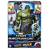 Thor: Ragnarok - Hulk Titan Hero Elettronico (Personaggio 30cm, Action Figure), B9971103