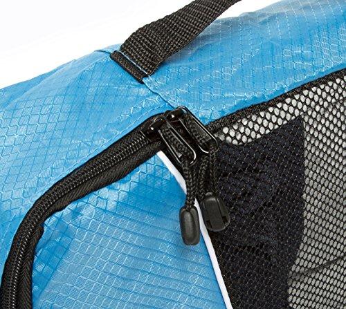 HOPEVILLE Organizador de maleta Negro azul Groß: 43 cm x 32 cm x 11,5 cm