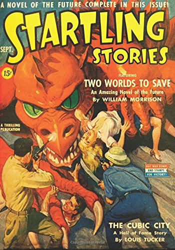 Startling Stories - 09/42: Adventure House Presents: