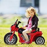 Homcom Kindermotorrad Dreirad - 2