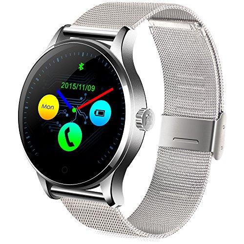 gblife-orologio-da-polso-uomo-bluetooth-40-di-cardiofrequenzimetro-per-android-ios-smartwatch-argent