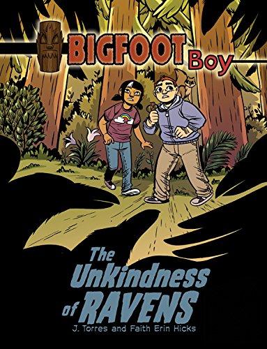 The Unkindness of Ravens (Bigfoot Boy)