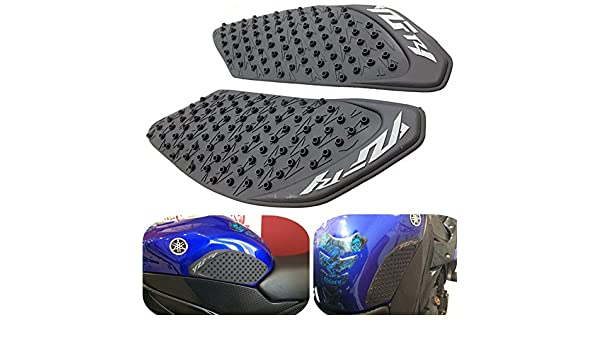 Motorcycle Accessories & Parts Cheap Sale Motorcycle Gas Tank Pads For Yamaha Yzf R1 2009 2010 2011 2012 2013 2014 Knee Grip Protector Protective Fuel Sticker Side Pad