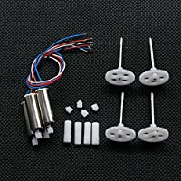 Zantec Drone Spare Parts Engines Motors Gear Set for JJRC H31 RC Drone Quadcopter Spare Part