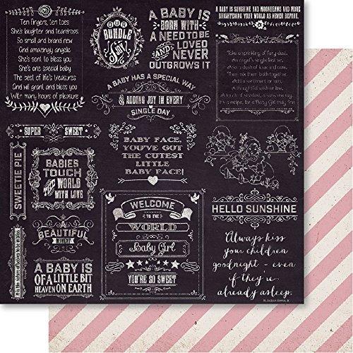 Ruby Rock-It Joy-Bella di carta, per bambina