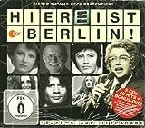 Hier ist Berlin - 40 Jahre ZDF-Hitparade * 2 CD + DVD =die komplette 1. ZDF Hitparade von 1969
