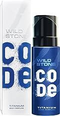Wild Stone Code Titanium Deo, 120ml