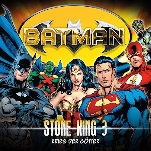 Batman - Stone King (3) Krieg der Götter - maritim 2016