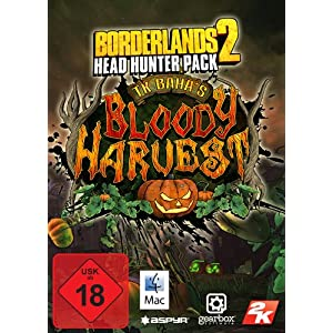 Borderlands 2 – TK Baha's Bloody Harvest DLC [Mac Steam Code]