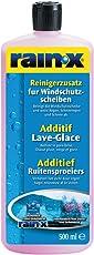 Rainx 26034 Scheibenreinigerzusatz Waschwasseradditiv