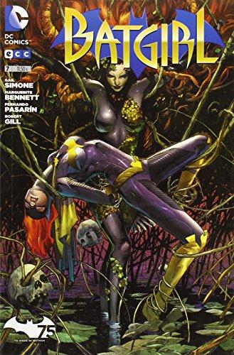 Batgirl núm. 07 (Batgirl (Nuevo Universo DC))