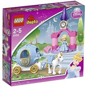 LEGO DUPLO 6153 - Carrozza di Cenerentola