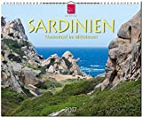 SARDINIEN - Trauminsel im Mittelmeer - Original Stürtz-Kalender 2017 - Großformat-Kalender 60 x 48 cm