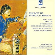 Best of Peter Sculthorpe,the