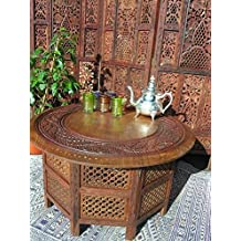 table basse marocaine. Black Bedroom Furniture Sets. Home Design Ideas