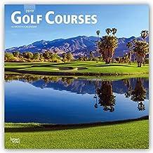 Golf Courses - Golfplätze 2019 - 18-Monatskalender: Original BrownTrout-Kalender [Mehrsprachig] [Kalender] (Wall-Kalender)