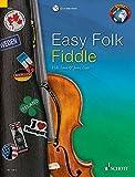 Easy Folk Fiddle +CD (52 pièces faciles traditionnelles) --- Violon