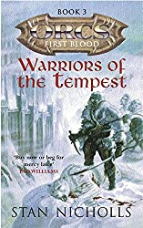 Warriors Of The Tempest (GOLLANCZ S.F.)