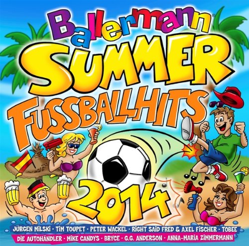 Ballermann Summer-Fuball Hits 2014