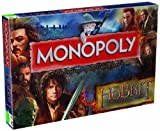 Monopoly THE HOBBIT 2 - The Desolation Of Smaug ( Versand aus UK)