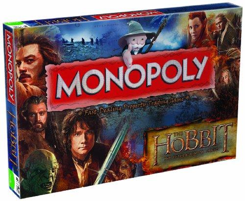 Winning Moves - Juguete electrónico El Hobbit, de 2 a 6 jugadores (21593) (versión en inglés)