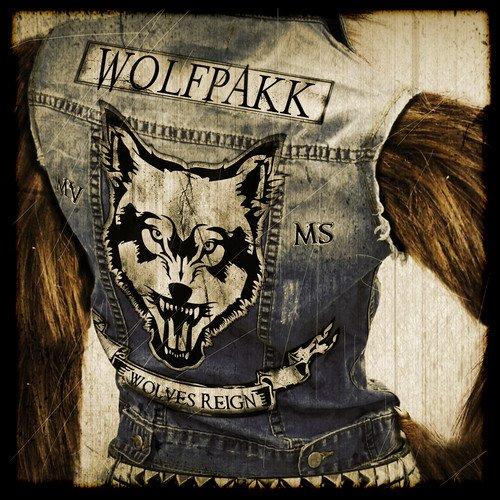 Wolfpakk: Wolves Reign (Audio CD)