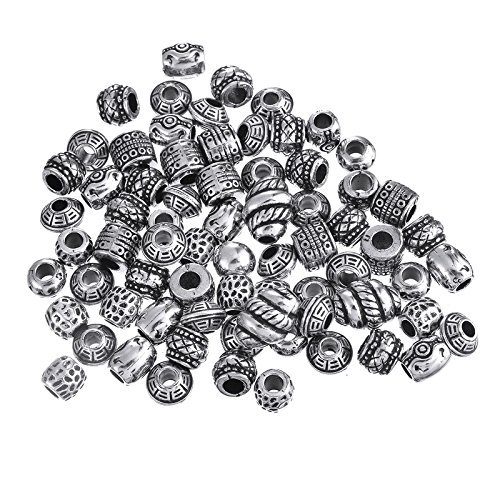 soothiing-diy-antique-silver-jewelry-pandora-style-beads-handmade-beaded-bracelet-material