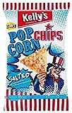 Kelly's Popcorn-Chips gesalzen - 150g - 6x