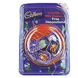 9 Cadbury Milk Chocolate Tree Decorations