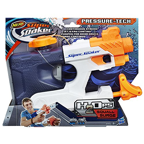 Verpackung Super Soaker H2OPS Squall Surge