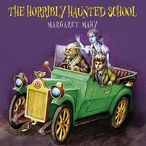 The Horribly Haunted School  Audiolibri
