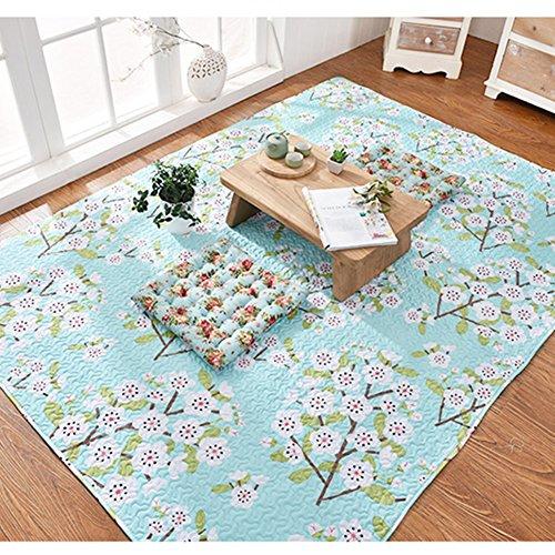 Estilo japonés tatami Rugs–MeMoreCool 100% algodón frescos sentimientos Healthy Home Living Decor...