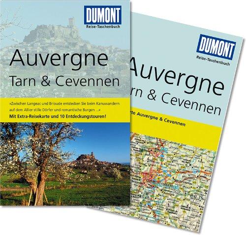 Preisvergleich Produktbild DuMont Reise-Taschenbuch Reiseführer Auvergne, Tarn & Cevennen