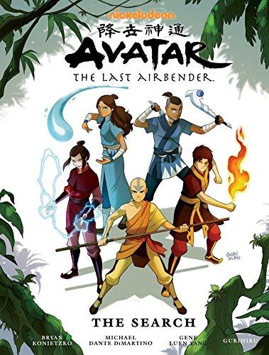 Preisvergleich Produktbild Avatar: The Last Airbender - The Search Library Edition