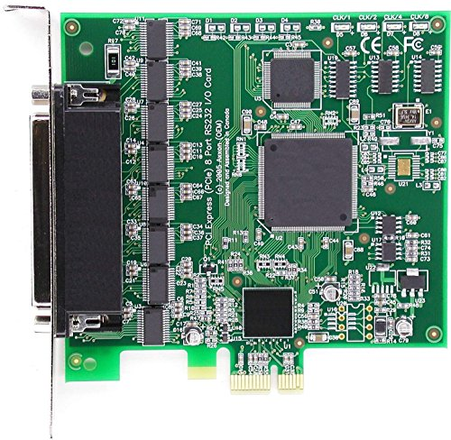 Softio HP 493016-001 PCIe 8 Port Interface Card