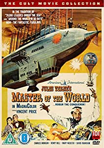 Master Of The World [Edizione: Regno Unito] [Import anglais]