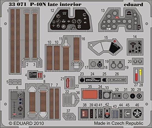 eduard-photoetch-zoom-132-p-40n-warhawk-late-interior-sa-hasegawa-edp33071