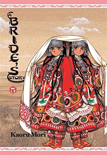 A Bride's Story, Vol. 5 Cover Image