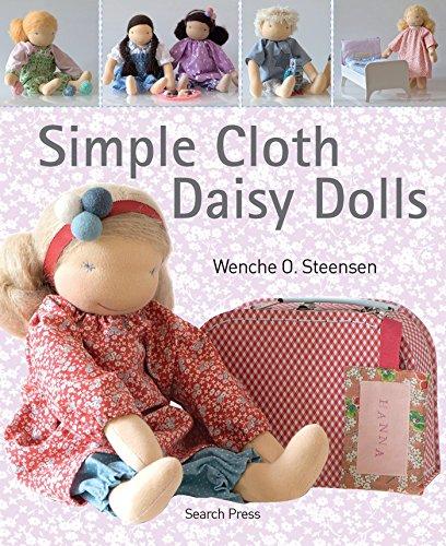 Simple Cloth Daisy Dolls por Wenche O. Steensen