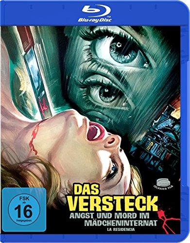 Das Versteck – Angst und Mord im Mädcheninternat – Uncut Version [Alemania] [Blu-ray] 61QZMQ8OQjL